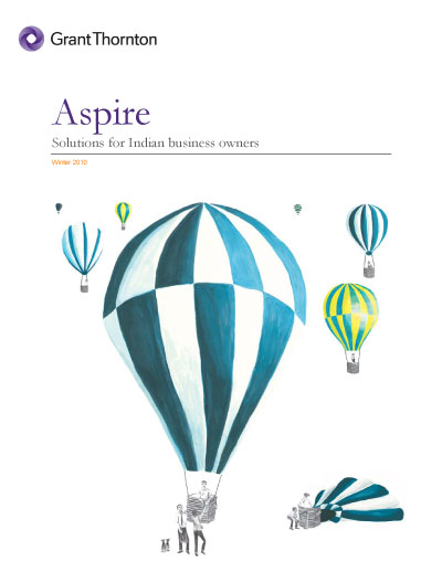 ASPIRE SOLUTIONS FOR INDIAN BUSINESS OWNERS